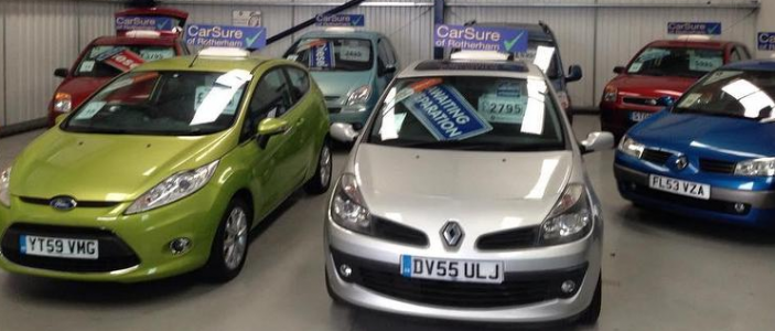 carsure of rotherham used cars for sale in rotherham. Black Bedroom Furniture Sets. Home Design Ideas